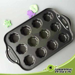 12 Mini Cheese Cake Pan In Pakistan