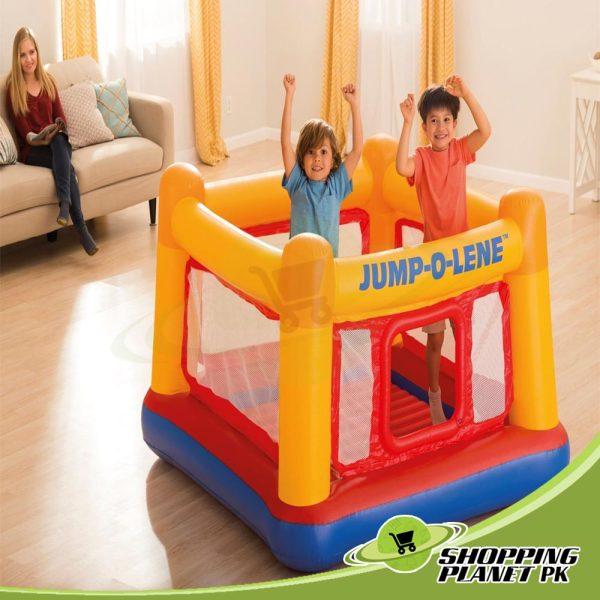 Intex Playhouse Jump O Lene For Kid
