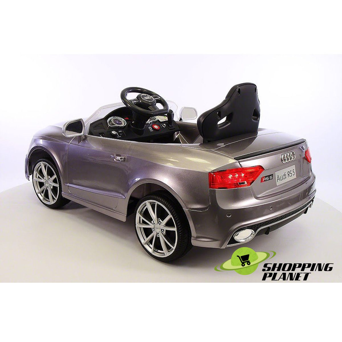 Audi Rs5 12v Chargeable Battery Car For Kids Shopping