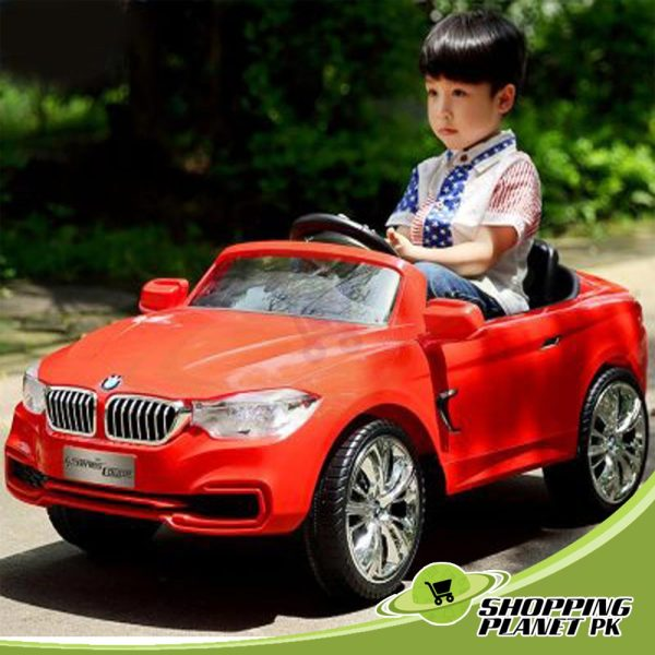 BMW 4 Series Chargeable Battery Car for Kidss