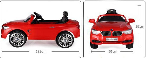 BMW 4 Series Chargeable Battery Car for Kids