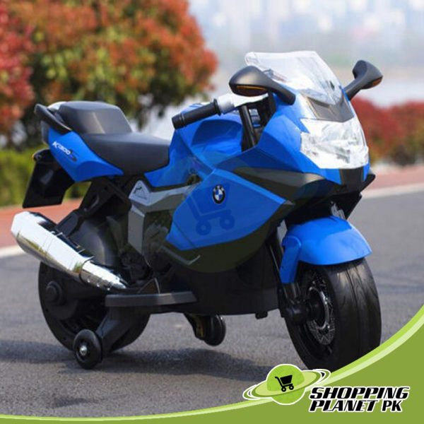 BMW K1300 S Chargeable Motorcycle for Kids