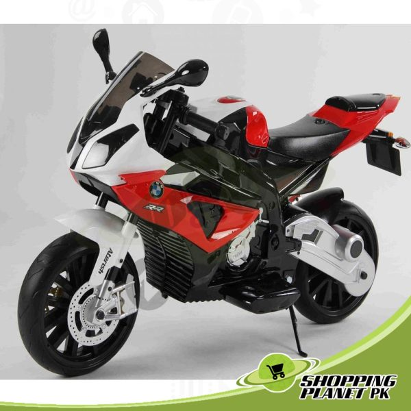 BMW S-1000 RR Chargeable Battery Motorbike for Kid