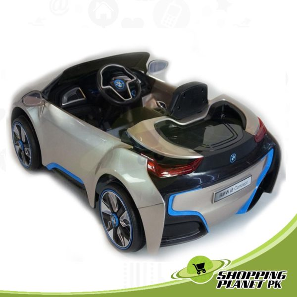 BMW i8 12V Chargeable Battery Car for Kidss