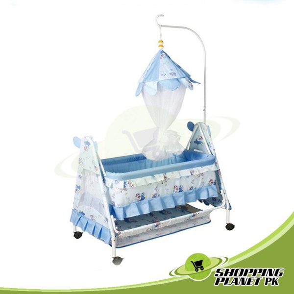 Baby CradleCot with Mosquito Net For Baby