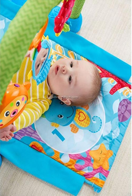 Baby Gym Playing Mat For Baby
