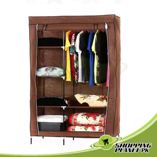 Clothe Wardrobe Sundries Storage For Kid