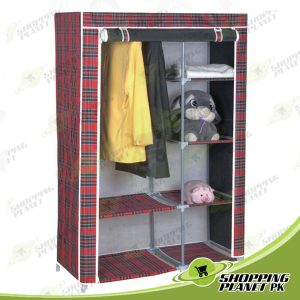 Clothe Wardrobe Sundries Storage For Kids