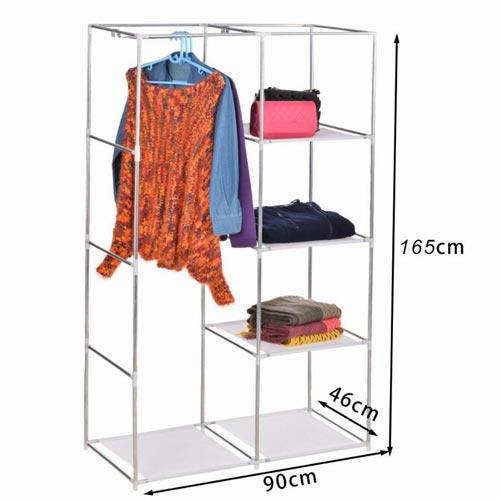 Clothe Wardrobe Sundries Storage For Kids