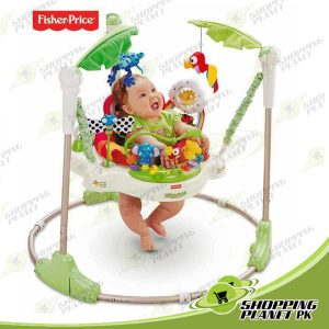 Fisher-Price Rain-forest Jumperoo For Baby