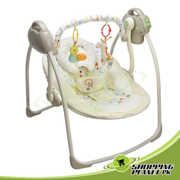 Joymaker Portable Swing For Baby,