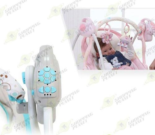 Joymaker Portable Swing For Baby