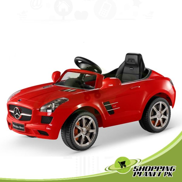 Mercedes 681 Battery Operated Car For Kids