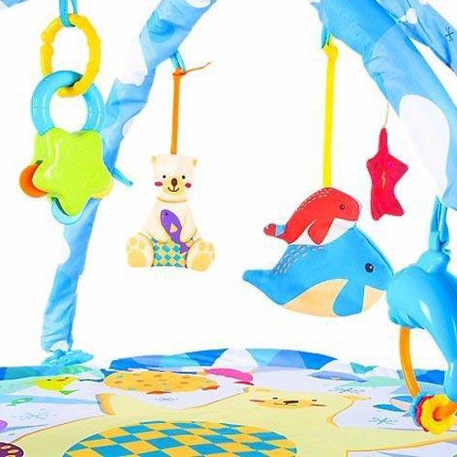Win fun Polar Fiesta Playmate For Baby