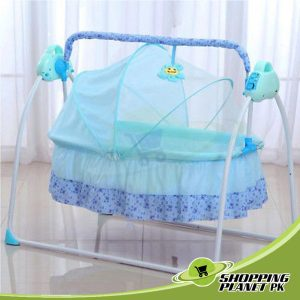 Prim Portable Cradle With Mosquito Net For Baby