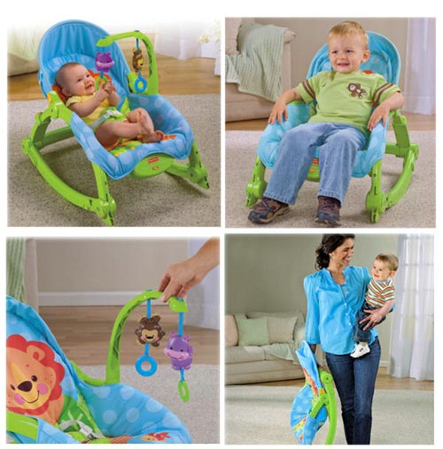 Nice Rocker Chair For Baby