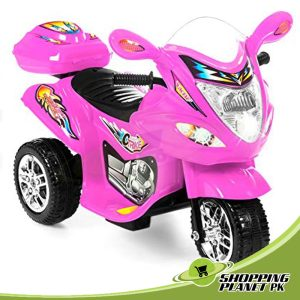 Power Tricycle Chargeable Battery Bike For Kids