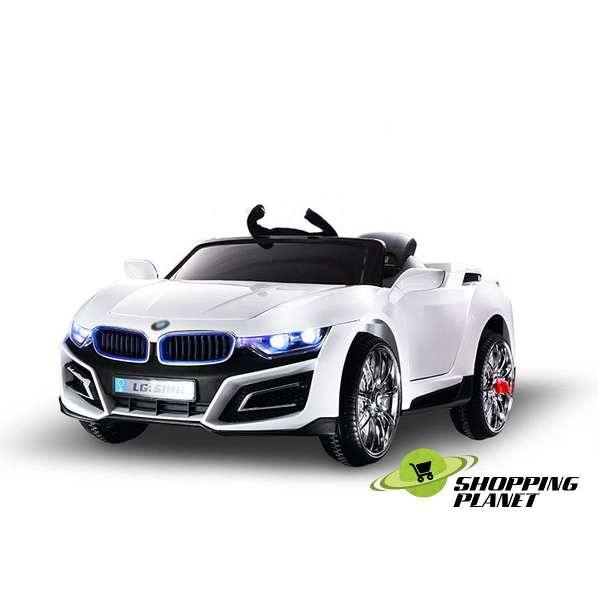 BMW LG-5188 Chargeable Battery Car for Kids