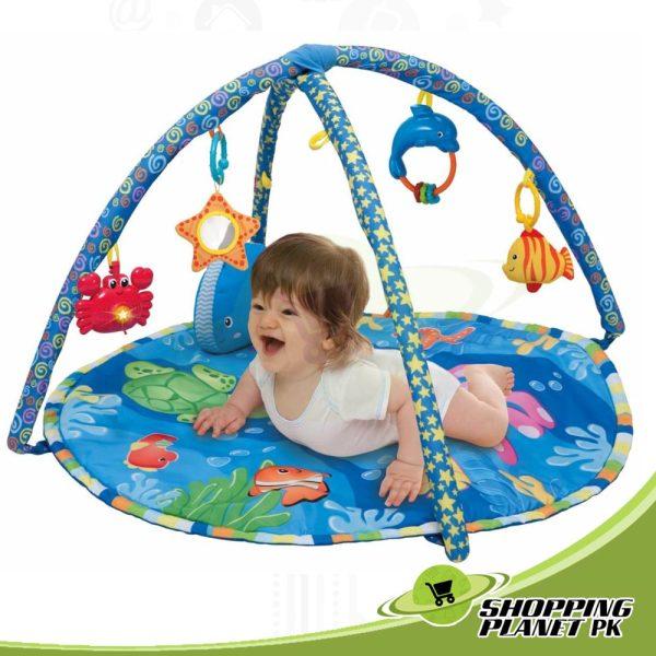 Win fun Polar Fiesta Playmate For Baby.