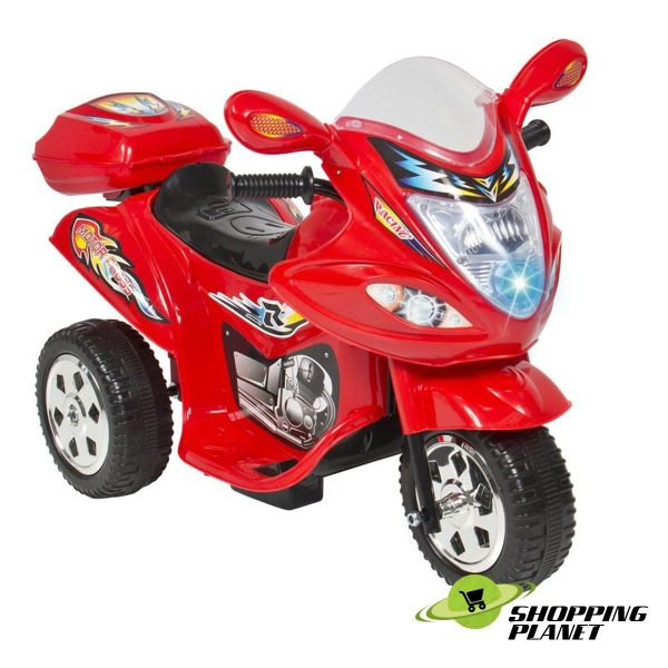 Three Wheel Power Tricycle 6 volt Chargeable Battery for Kids