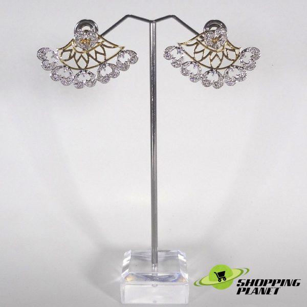 shoppingplanet_Jewllery_earrings_2_tone_zircon_015