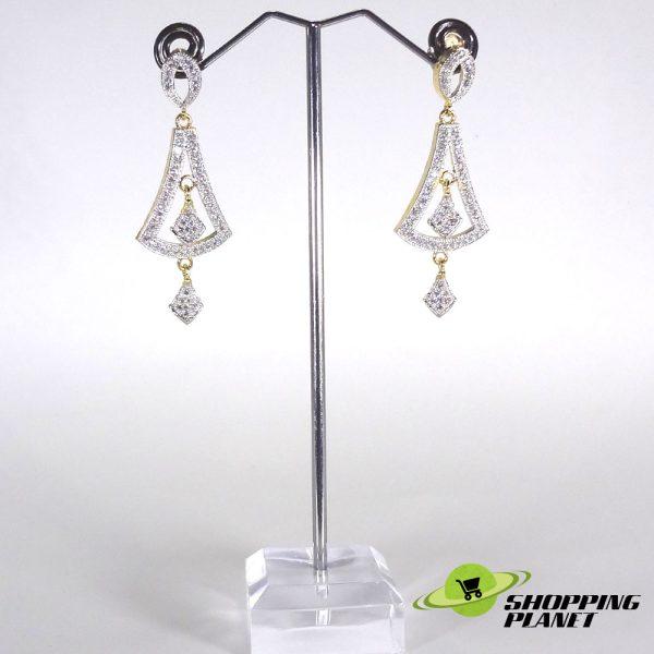 shoppingplanet_Jewllery_earrings_2_tone_zircon_018
