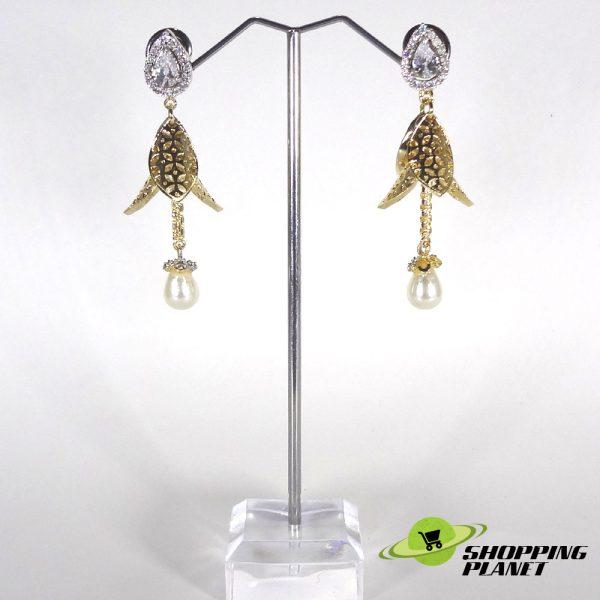 shoppingplanet_Jewllery_earrings_2_tone_zircon_025