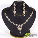 shoppingplanet_Jewllery_necklace_2_tone_zircon_set_005