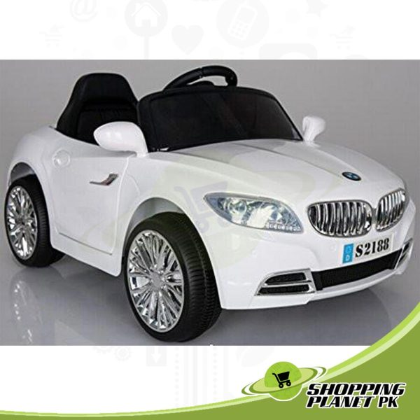 BMW S2188 6V Chargeable Battery Car