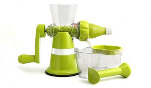 Manual Juicer Machine For Kitchen