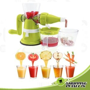 Manual Juicer Machine For Kitchen