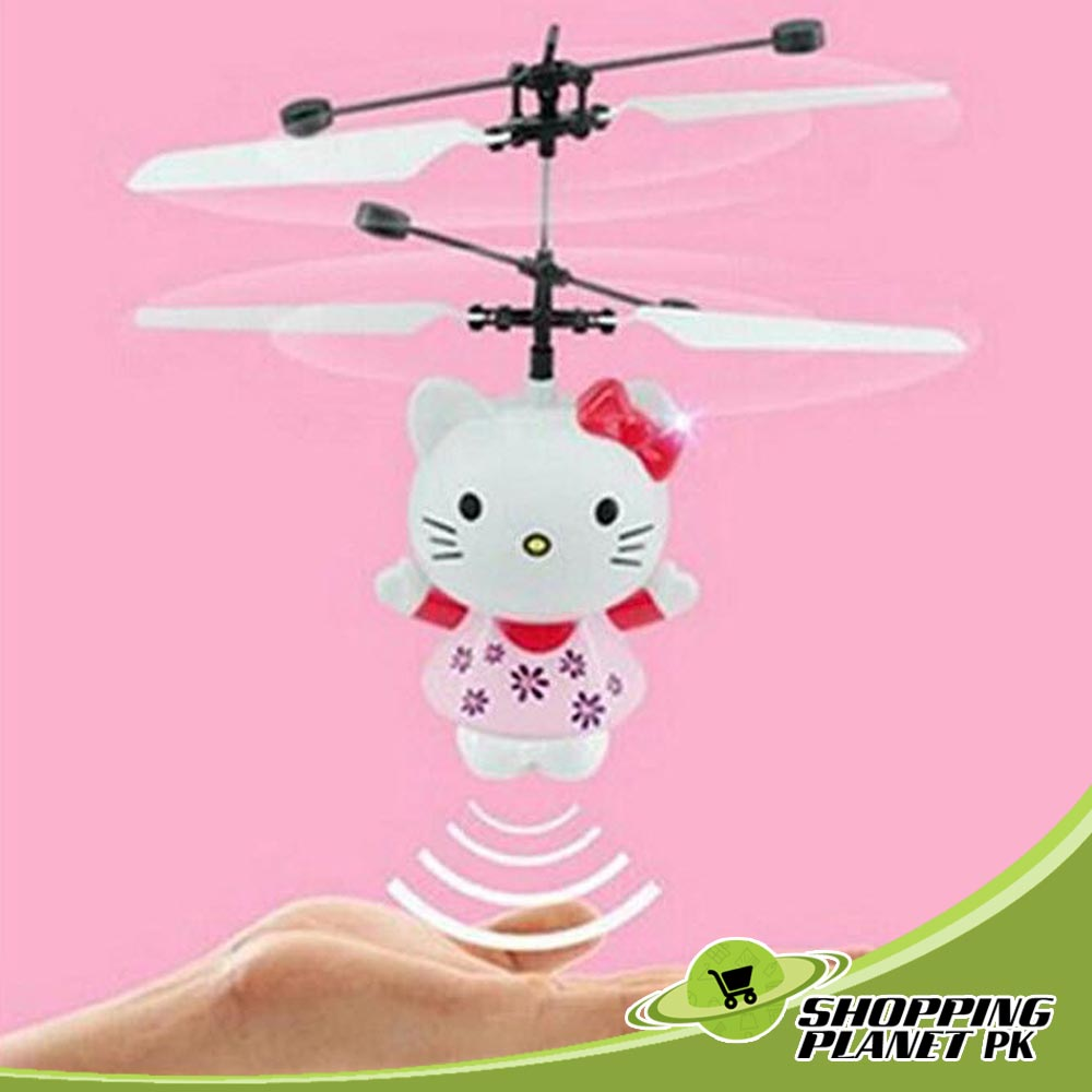Flying Hello Kitty Sensor
