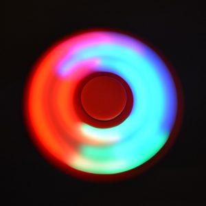 LED Fidget Hand Spinner in Pakistan