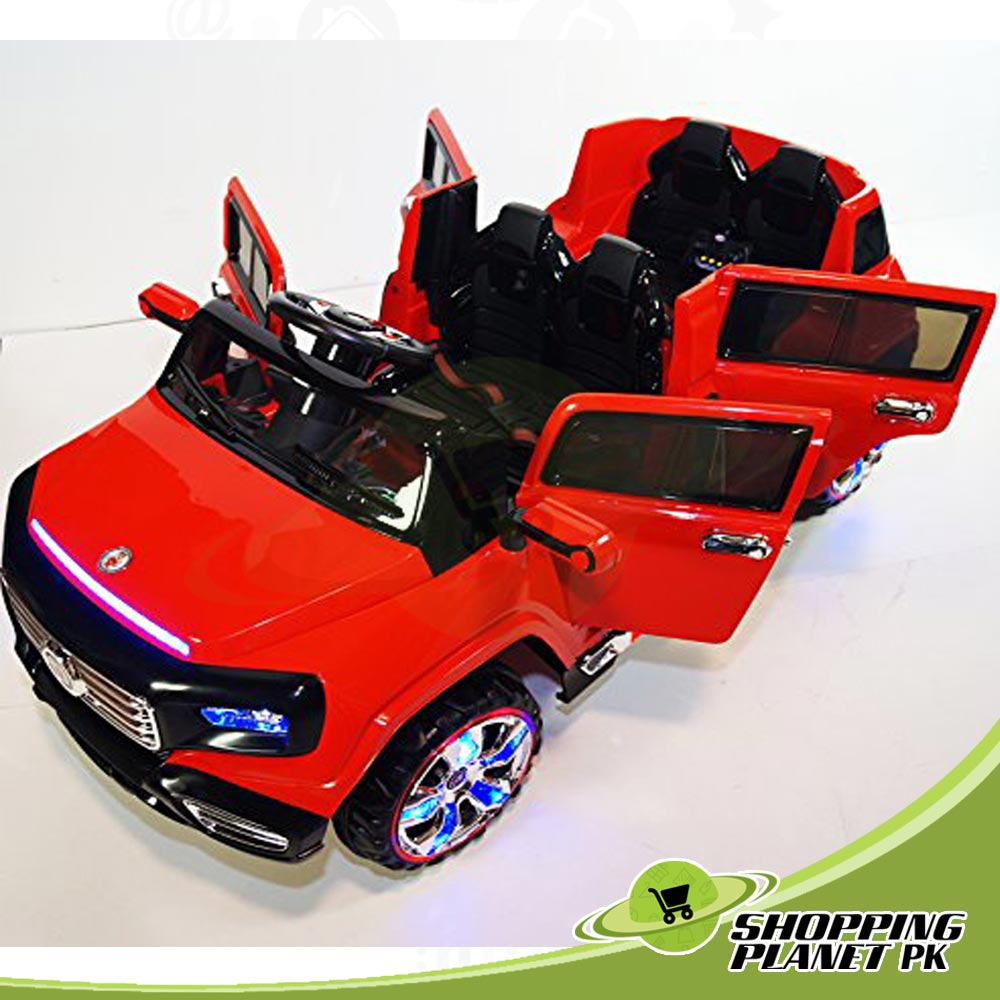 Car For Kids >> 4 Door 2 Seater Baby Battery Car In Pakistan At