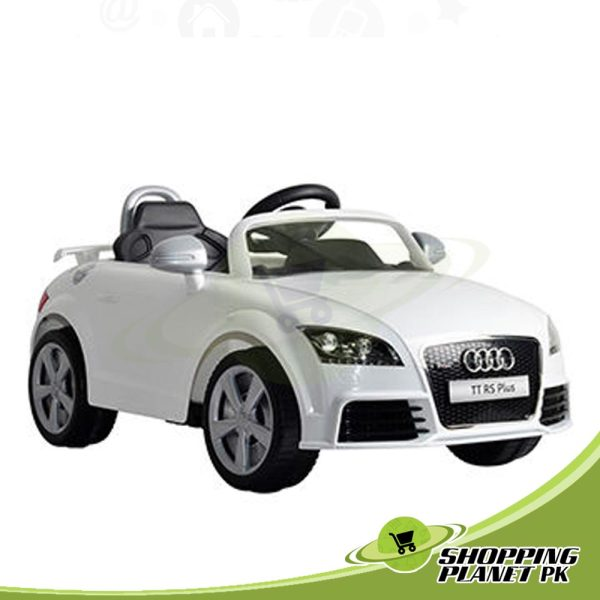 Audi TT RS Plus Kids Battery Car Pakistan