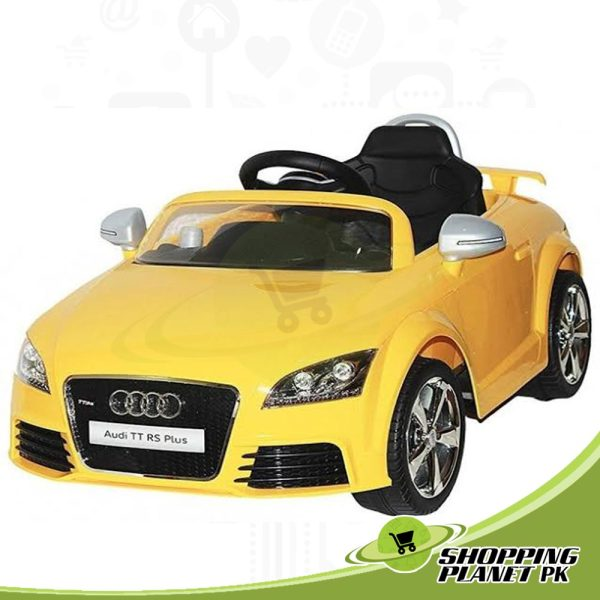 Audi TT RS Plus Kids Battery Cars in Pakistan