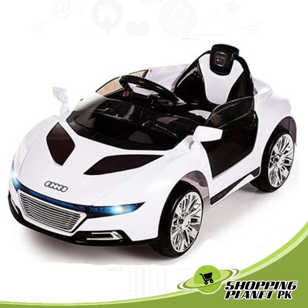 Audi A228 Kids Battery Car In Pakistan With Low Price Shoppingplanetpk