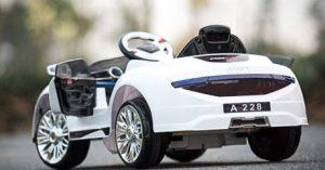 Audi A228 Kids Battery Car in Pakistan