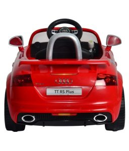 Audi TT RS Plus Kids Battery Cars
