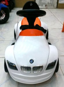 BMW Mini Battery Operated Ride on Car
