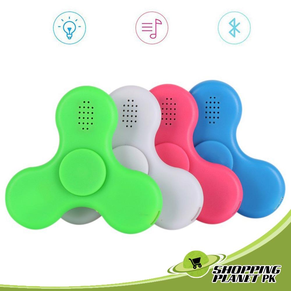 LED Bluetooth Fidget Spinner Price in Pakistan