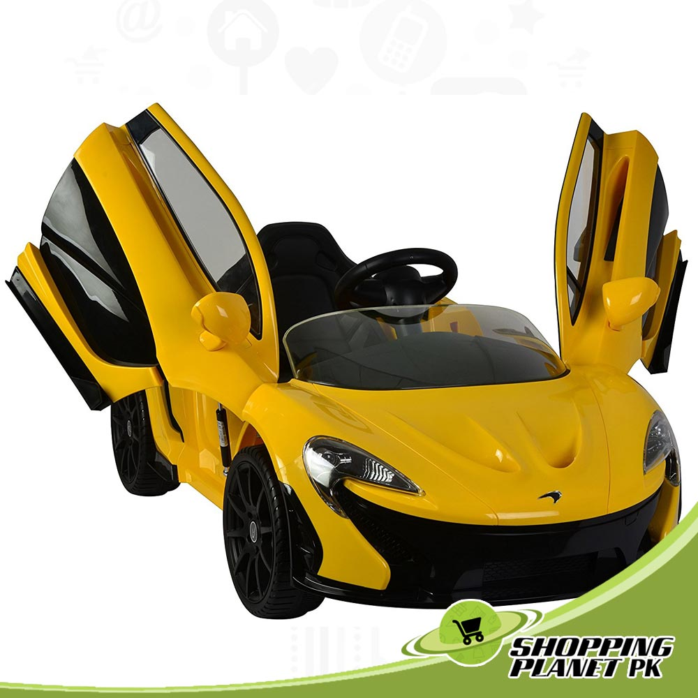 Mclaren 669r Electric Cars For Kids In Pakistan With Low Price