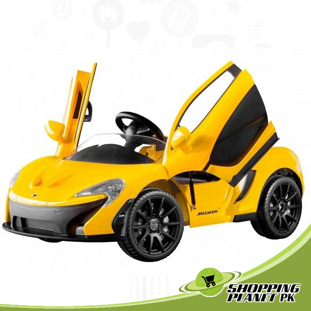 Electric Kids Cars >> Mclaren 669r Electric Cars For Kids In Pakistan With Low Price