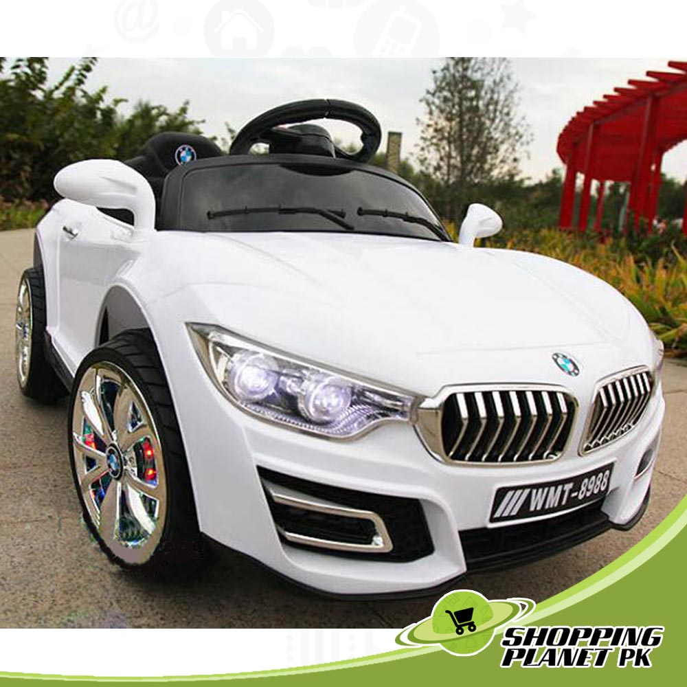 BMW WMT-8988 Battery Car For Sale In All Over Pakistan