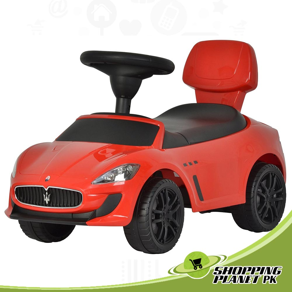 Kids Maserati Push Car