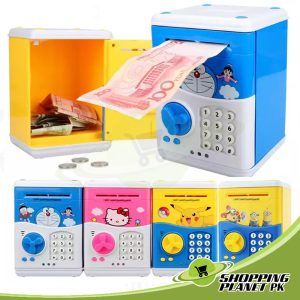 Money saving Box Toy Atm For Kids