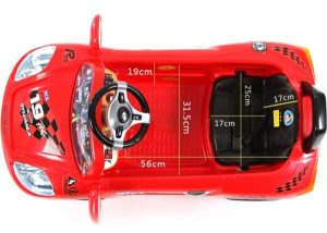 QX-7799-3 Battery Operated Racing Car