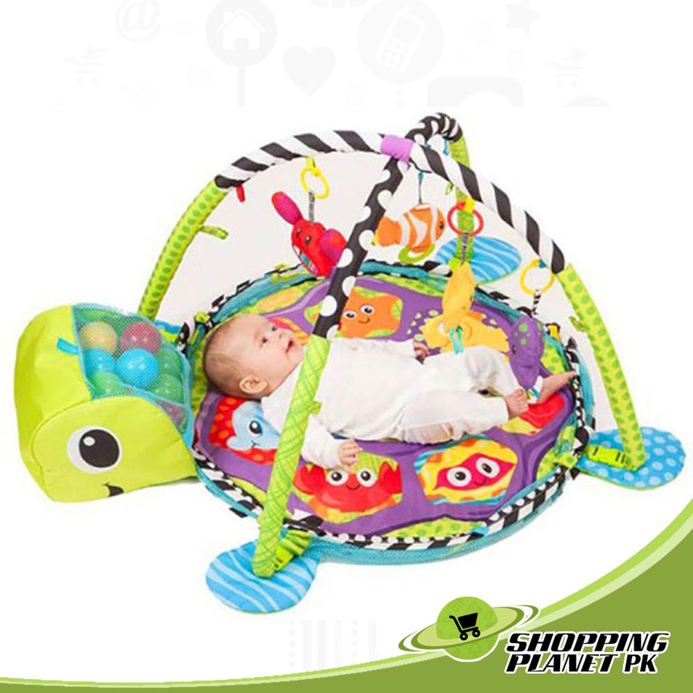 Activity Gym & Ball Pit For Baby