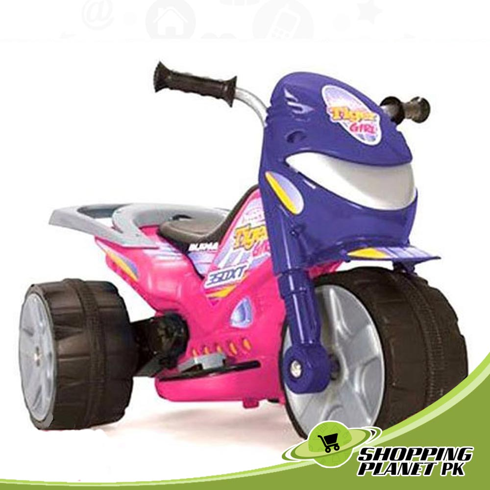 Battery Operated Avigo Tiger Girl 6V Bike In Pakistan