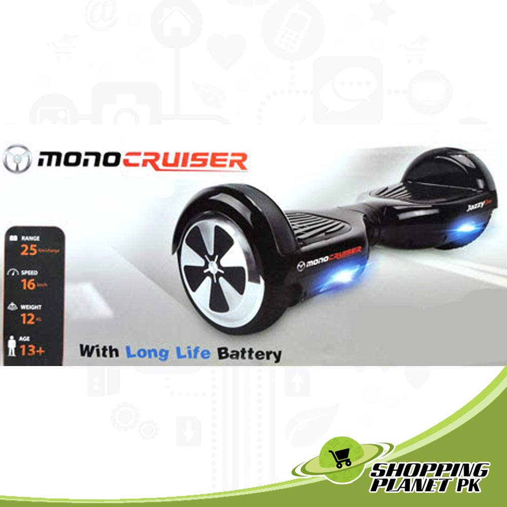 Mono Cruiser Hoverboard Jazzy One 6.5 Inch